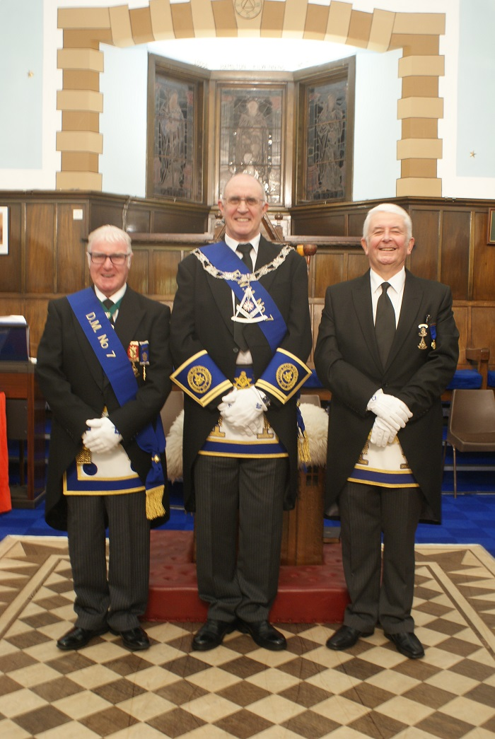Right Worshipful Master